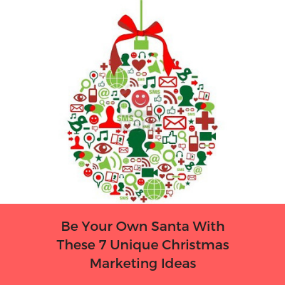 Outgrow- 7 unique ways to sell more this Christmas period.