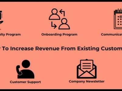 Marketing Budgets Down? 5 Ways to Increase Revenue from Existing Customers