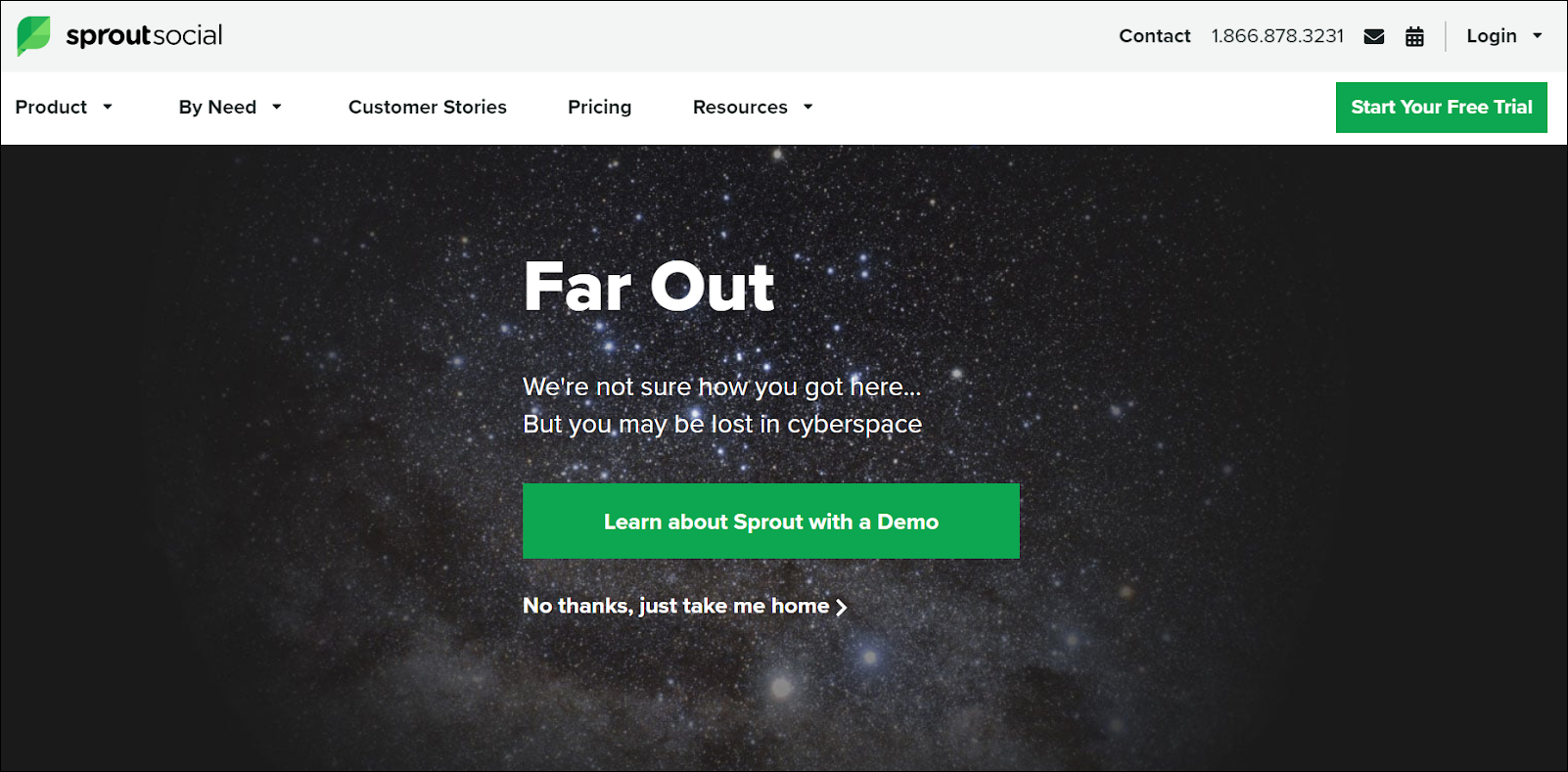 How to Make Your 404 Page Interactive With Outgrow