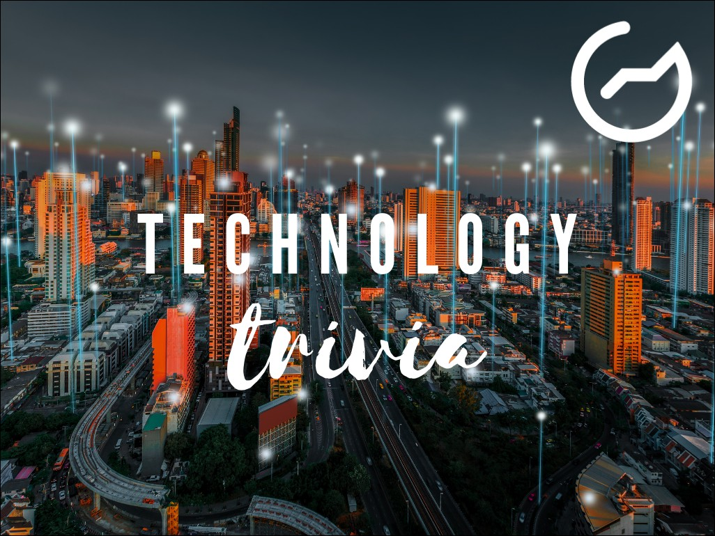 list of technology trivia questions